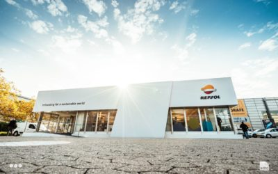 VMC provides Repsol with an outstanding event structure