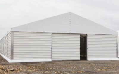Special winter offers for aluminium system halls